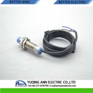 Lm24 Cylinder Type Output Inductive Proximity Switch 2 Wires No+Nc Metal Waterproof Sensor pictures & photos