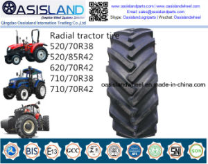 Radial Tractor Tyre (520/70R38 710/70R38) pictures & photos