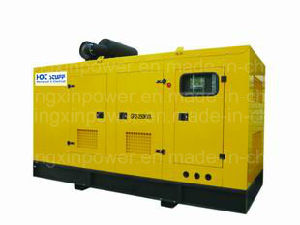 Soundproof Cummins Diesel Generator (02) pictures & photos