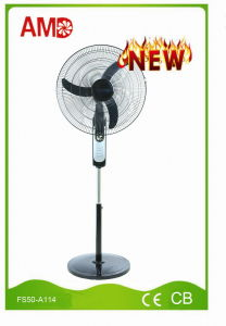 20 Inch Stand Fan Good Design Pedestal Fan (FS50-A114) pictures & photos