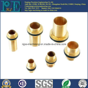 Custom Brass Tank Connectors Brass Fittings pictures & photos