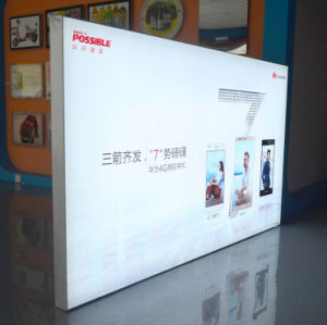 Without Borders Large Outdoor Waterproof LED Light Box pictures & photos
