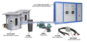 2t Induction Furnace with Two Body pictures & photos