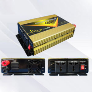 Power Inverter 800W DC12V/24V Pure Sine Wave pictures & photos