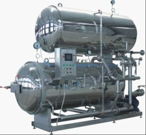 Industrial Water Spray Sterilizing Machine pictures & photos