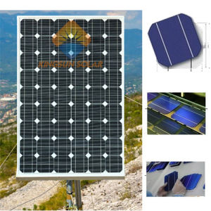 195-235W Mono Crystalline Silicone Solar Module Solar Panel PV Module PV Panel pictures & photos