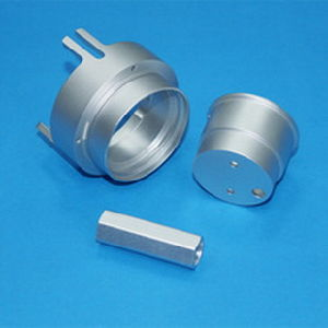 CNC Turning Precision Aluminum Parts for LED Lighting pictures & photos