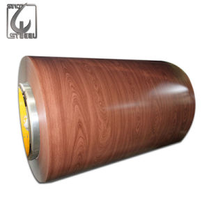 Ral 1028 Prepainted Galvanized Color Coated Steel Coil pictures & photos
