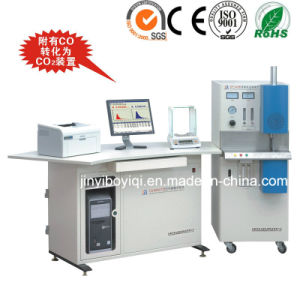 Carbon Sulfur Analyzer High-Quality Carbon Sulfur Analyser pictures & photos
