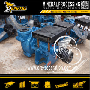 Highly Abrasive Mining Horizontal Centrifugal Stuffing Seal Slurry Pumps pictures & photos
