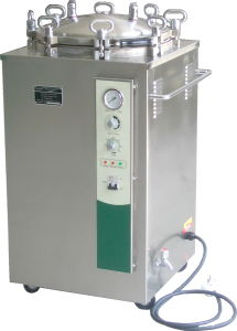 Vertical Pressure Steam Sterilizer LS-35LJ/LS-50LJ pictures & photos