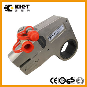 Kiet Steel Low Profile Hexagon Cassette Torque Wrench pictures & photos