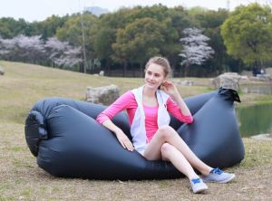 Outdoor Beach Spring and Summer New Portable Inflatable Bed Inflatable Sofa Inflatable Sleeping Bag