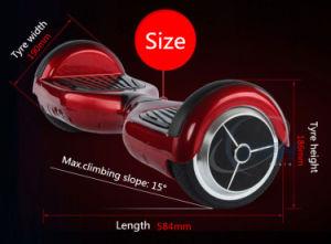 Portable Smart 2 Wheels Self-Balancing Drifting Sports Scooter