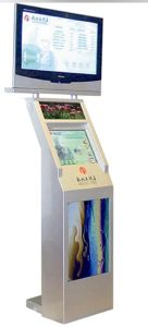 Vending Ticket Printer Touch Screen Kiosk pictures & photos