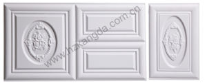 PVC Embossed Board (Y-7) pictures & photos