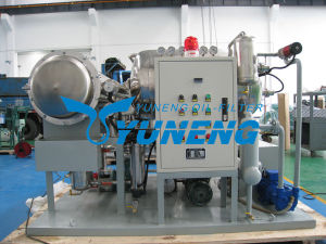Oil Purification Plant Purify Any Kinds of Turbine Oil Used in Steam Turbine and Water Turbine Online and Onsite pictures & photos