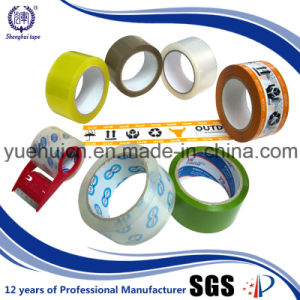 for Factory Packing Cartons BOPP Clear Packing Tape pictures & photos