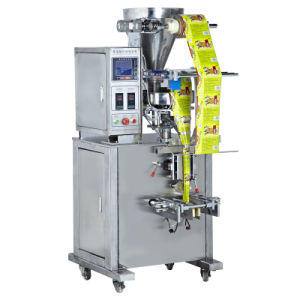 Automatic Granule Seed, Pea, Bean Sachet Packing Machine / (AH-KLJ500) pictures & photos