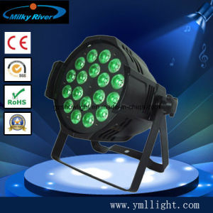 (5in1, 6in1 available) 18PCS 4in1 LED PAR Light Stage Light pictures & photos