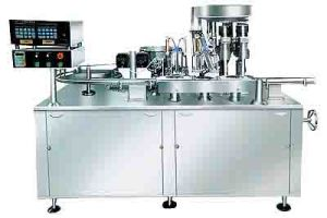 2 Head Eye Drop Filling Stopper Inserting and Capping Machine (YG20) pictures & photos