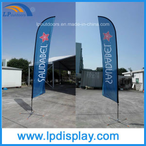 Feather Flag and Banners Promotional Advertising Flying Flags pictures & photos