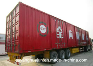 48 Feet Container Truck Trailer pictures & photos