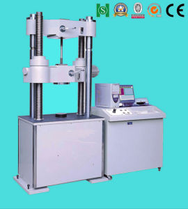 Computer Universal Testing Machine for Raw Material Testing pictures & photos