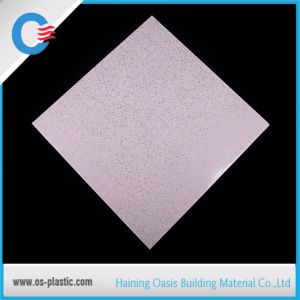 595*595mm PVC Ceiling Panel Tiles pictures & photos