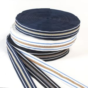 The Polyester Dots and Strip Ribbon for Garments and Bags pictures & photos