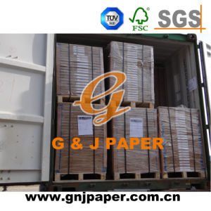 100% Wood Pulp Carbonless Paper for Printing in Bank Receipt pictures & photos