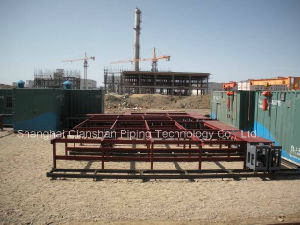 Pipe Prefabrication Containerized Production Line1 pictures & photos