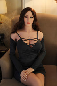 Lifelike Real Skin Feeling Type Silicon Big Breast Mature Blonde Women Sex Dolls with Artifical Vagina pictures & photos