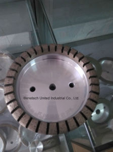 Good Price Glass Diamond Wheel (Full Segemated) pictures & photos
