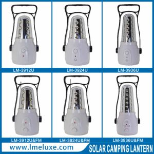 12PCS SMD LED Rechargeable Camping Light pictures & photos