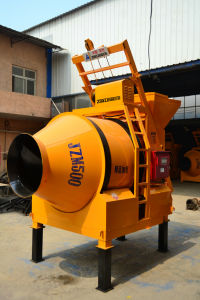 Jzm450 Concrete Mixer with High Productivuty pictures & photos