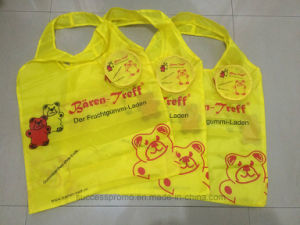 Custom Promotion Foldable Shopping Bag pictures & photos