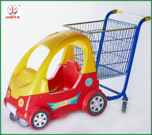 Kids Toy Trolley, Auto Shopping Trolley Cart (JT-E18) pictures & photos
