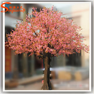 Hot Sale Fiberglass Artificial Cherry Blossom Tree pictures & photos