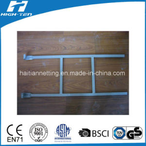 Steel Tube Ladder with Steps for Trampoline pictures & photos
