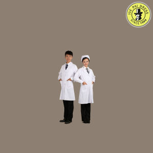 White Doctor Overall Health and Medical Uniform for Doctor in Hospital pictures & photos