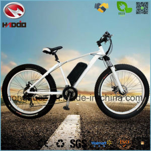 26 Inch Electric Bike/ Ekectric Beach Bike A380 Plus Bicycle pictures & photos