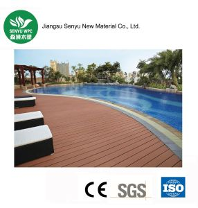 Long Life Time WPC Outdoor Hollow Flooring pictures & photos