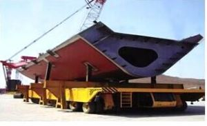 150t Heavy Parts and Ship Section Transporter pictures & photos
