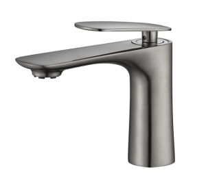 Single Handle Wash Basin Facuet Wholesale Water Mixer Tap pictures & photos