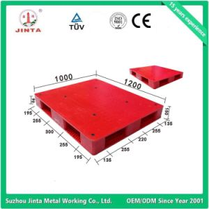 HDPE Flat Deck Single/Double Face Heavy Duty Pallet pictures & photos