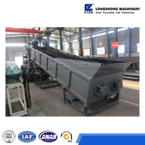 Sand Washing Machine with Double Spiral for Sand Washing Processing pictures & photos