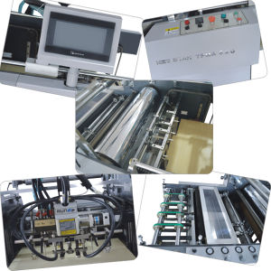 Wenzhou Fully Automatic Laminator for A3 A4 Paper pictures & photos