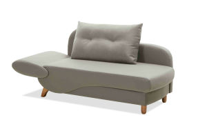 Chaise Lounge Sofa Bed with Big Storage pictures & photos