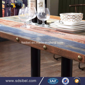 China Manufacture Industral Cafe Table and Chair Sbe-CZ0618 pictures & photos